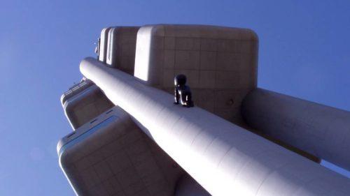 Žižkovský vysílač byl zprovozněn v roce 1992.