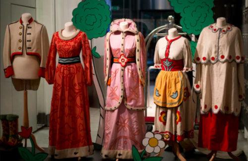 Výstava Sedmičky Josefa Lady. Foto: Galerie Tančící dům