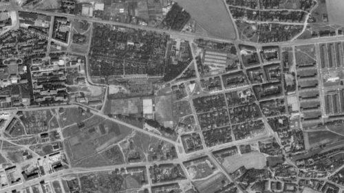 Už před 70 lety dosahovaly letecké mapy vysoké kvality.