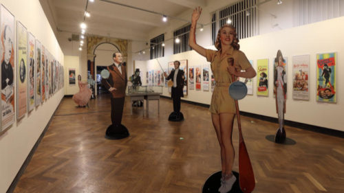 Unikátní výstava potrvá do 11. března 2018.