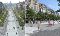 Nová podoba Václavského náměstí.