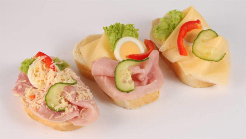 Který chlebíček máte nejraději?