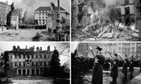 Ničivé bombardování navždycky Prahu poznamenalo.