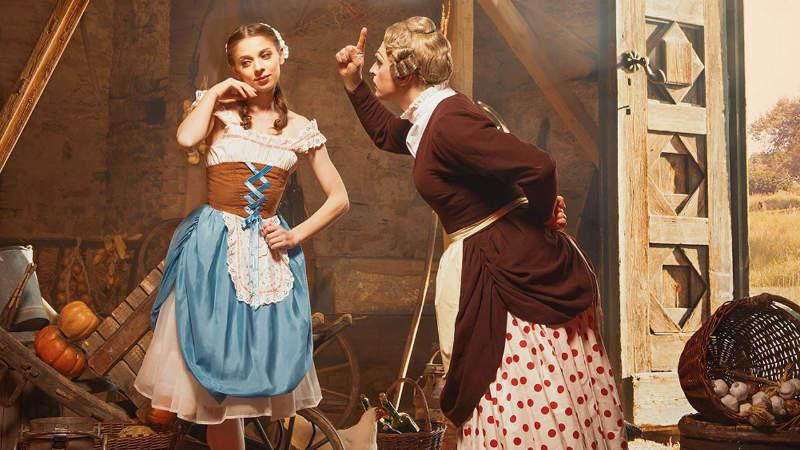Balet Marná opatrnost uvede Národní divadlo letos v dubnu.