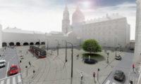 Budoucí podoba Malostranského náměstí.