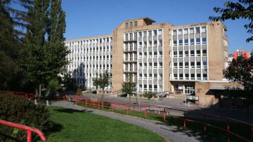 Budova polikliniky byla ministerstvem prohlášena za kulturní památku.
