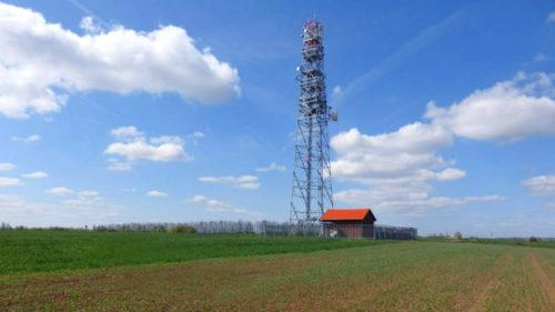 Teleček je nevyšším místem v Praze. Nejedná se ale o kopec.