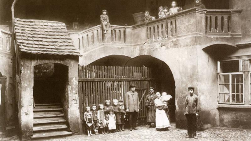 O pražském židovském ghettu se toho ledacos vyprávělo...