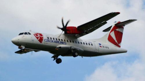 ČSA budou létat mezi Prahou a Ostravou několikrát denně.