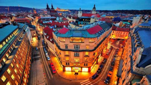 Praha v žěbříčku meziročně výrazně poskočila nahoru.