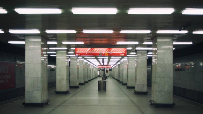 Metro C čeká čtyřdenní výluka a Dejvická bude úplně uzavřena