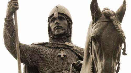 Svatý Václav.