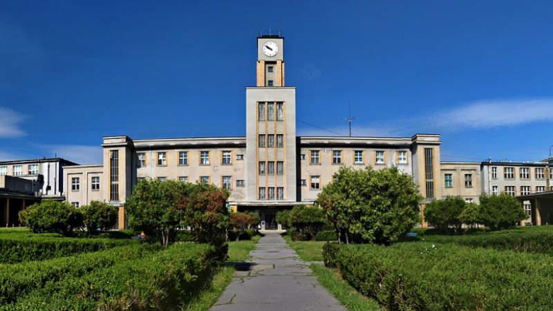 Thomayerova nemocnice.