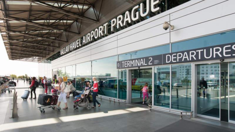 Pražské letiště trhá rekordy v počtu odbavených cestujících pravidelně každý rok.