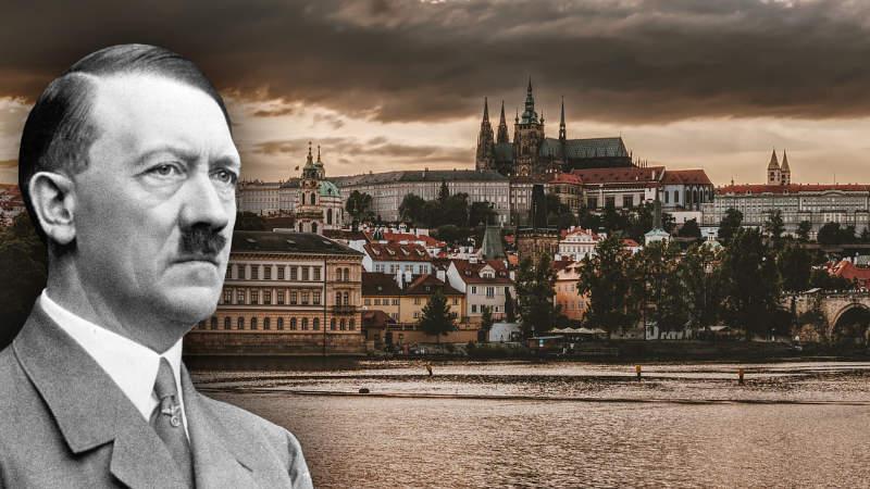 Adolf Hitler měl s Prahou velké plány.