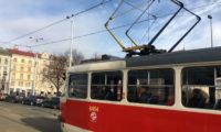 Pražská tramvaj (ilustrační foto).