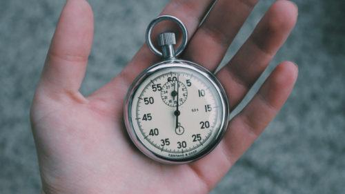 Jak správně naložit s časem?