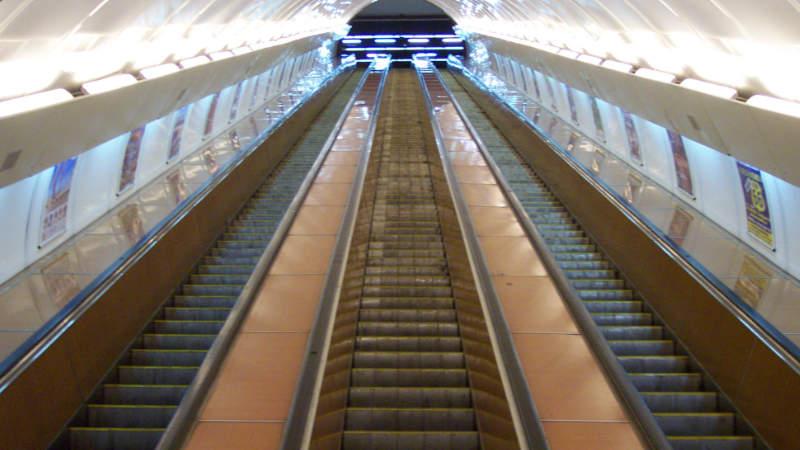 Výměna eskalátorů potrvá více než 10 měsíců.
