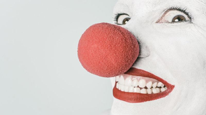 Klauni vzbuzují v mnoha lidech negativní emoce.