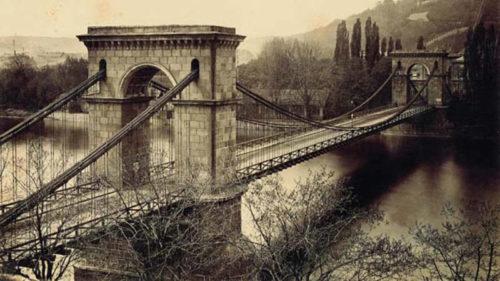 Řetězový most císaře Františka I.