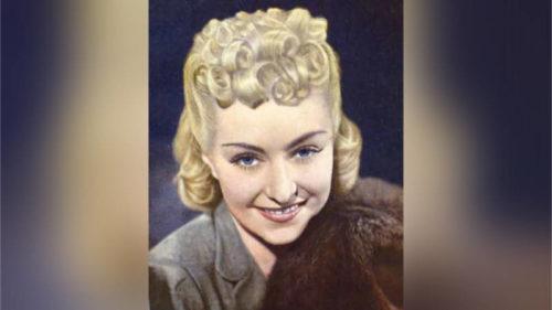 Hana Vítová na archivním snímku.