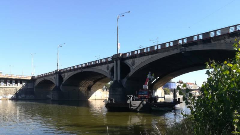 Hlávkův most čeká v budoucnu rekonstrukce.