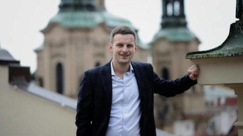 Předseda komise nočního starosty Jan Štern.