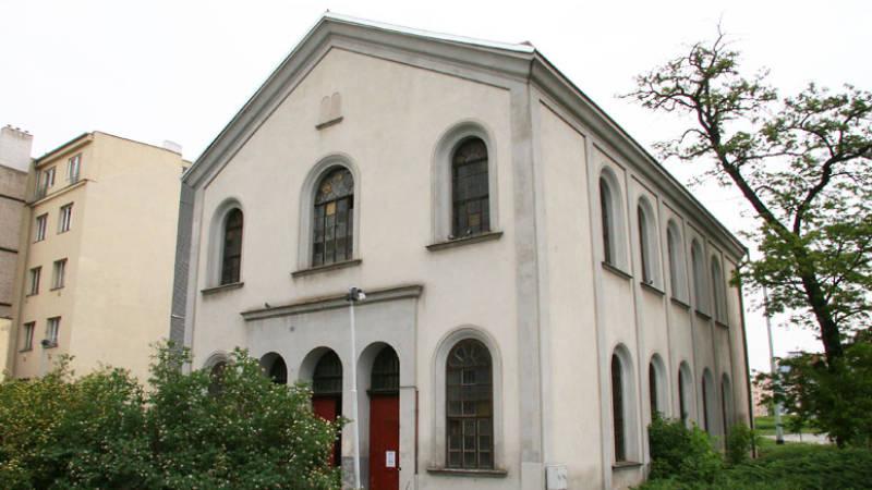 Nová synagoga v Libni