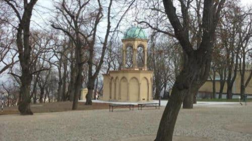 Dříve ostuda, nyní chlouba. Kaple Božího hrobu se dočkala opravy.