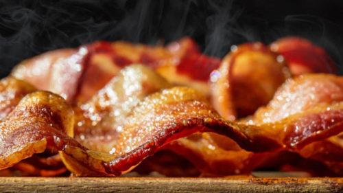 Pečená slanina je pro mnoho lidí neodolatelná.