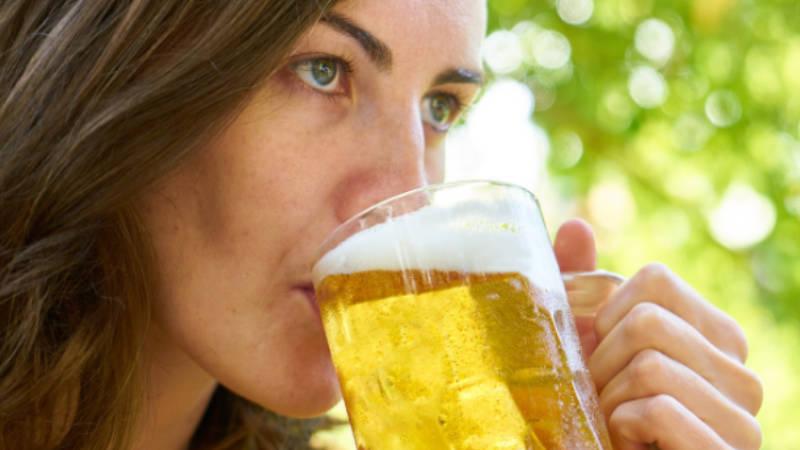 Pivo se nemusí jen pít.