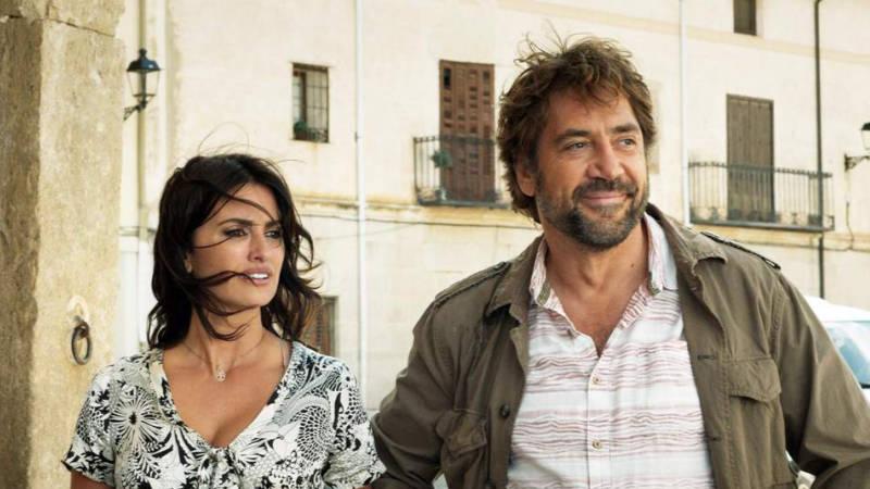 Penélope Cruz a Javier Bardem ve snímku Všichni to vědí.