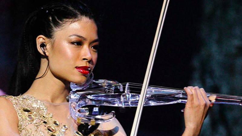 Vanessa-Mae se celosvětově proslavila v roce 2001 hitem Destiny.