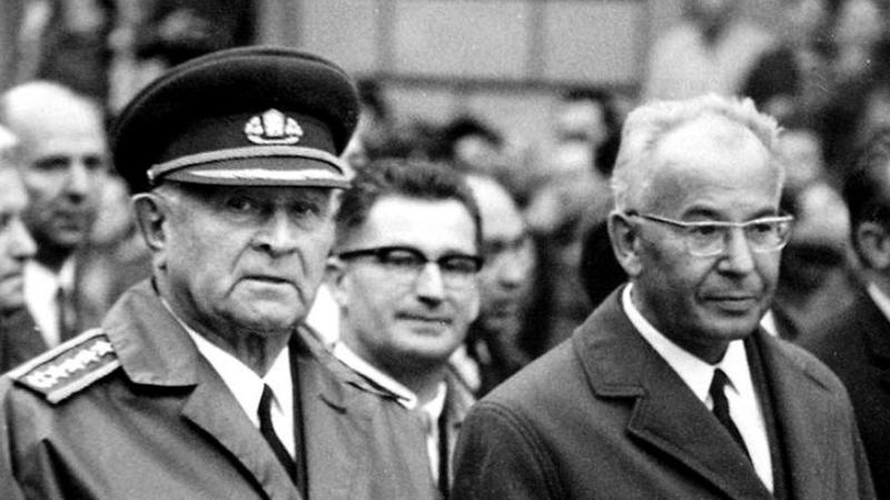 Den, kdy komunisté zbavili funkce prezidenta Svobodu. Měl v tom ...