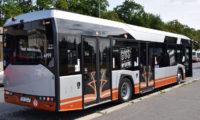 Autobus SAutobus Solaris Urbino 12 Hybrid.olaris Urbino 12 Hybrid