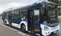 Autobus Iveco Urbanway Hybrid 12 m.