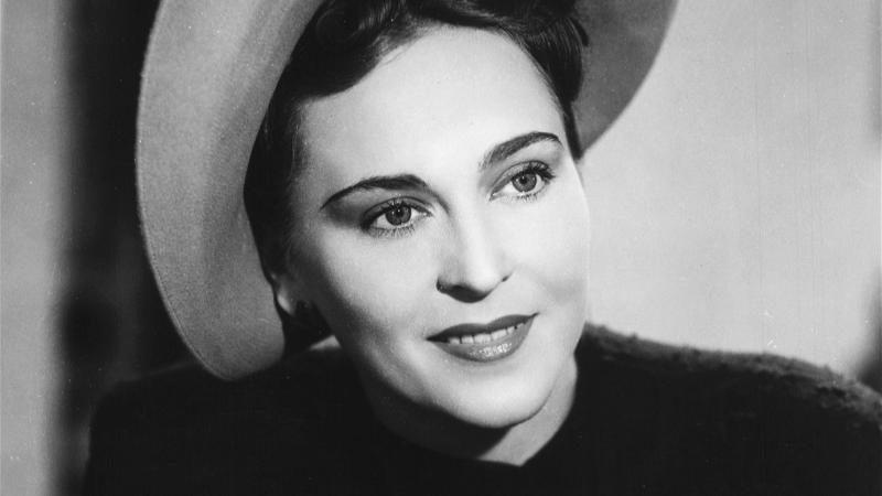 Zita Kabátová byla jednou z nejkrásnějších hereček.