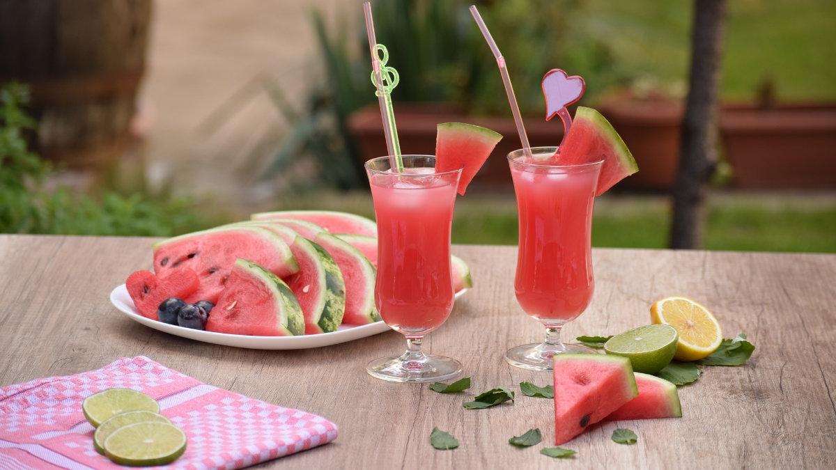 Letní drink