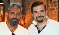 Zdeněk Godla a Tomáš Magnusek se chystají na natáčení filmu Bastardi 4.
