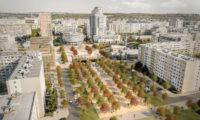 Možná budoucí podoba Slunečního náměstí