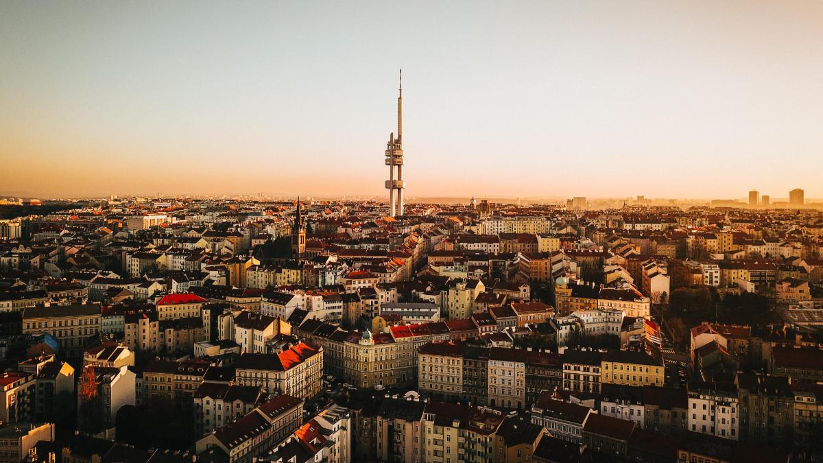 Nové názvy ulic v Praze
